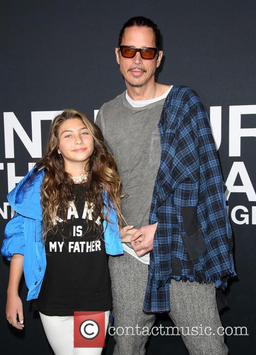 Toni Cornell and Chris Cornell 3