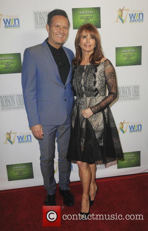 Mark Burnett and Roma Downey 1