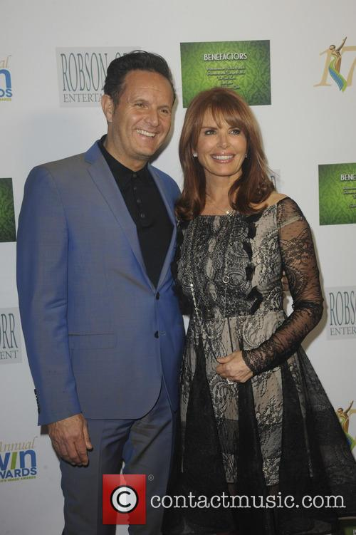 Mark Burnett and Roma Downey 2