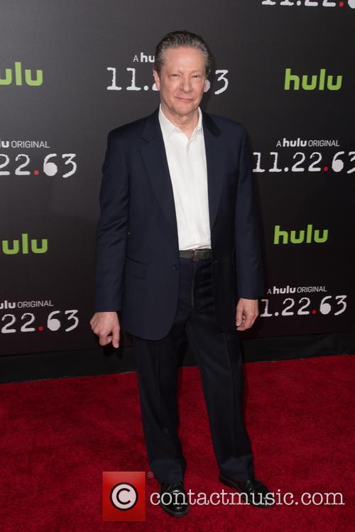 Chris Cooper 7
