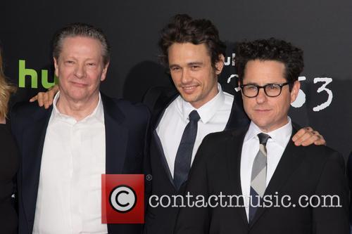 Chris Cooper, James Franco and J.j. Abrams 9