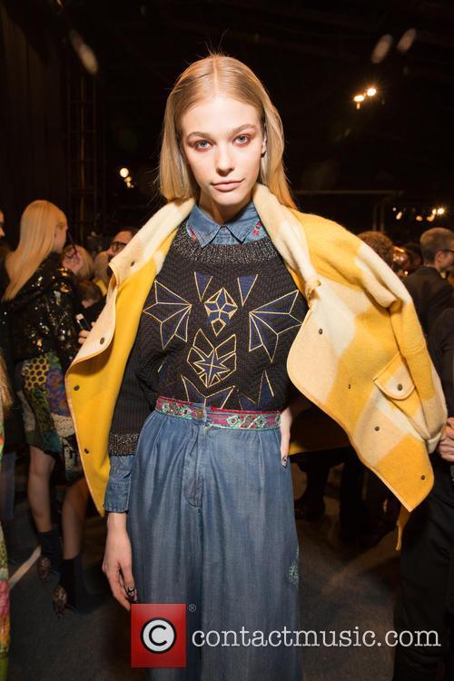 New York Fashion Week, Fall, Desiquel and Backstage 5