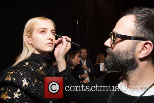 New York Fashion Week, Fall, Desiquel and Backstage 6