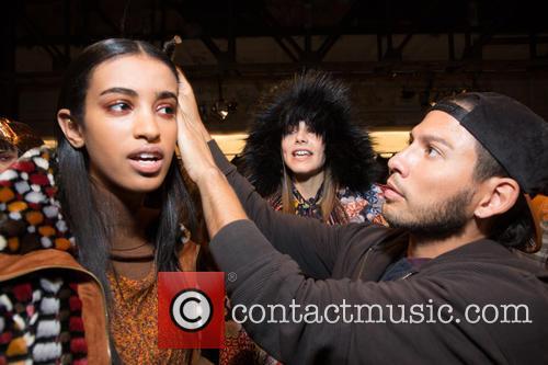 New York Fashion Week, Fall, Desiquel and Backstage 8