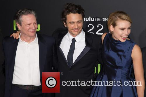 Chris Cooper, James Franco and Lucy Fry