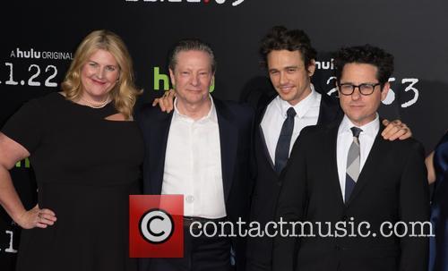 Bridget Carpenter, Chris Cooper, James Franco and J.j. Abrams 3
