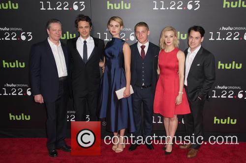 Chris Cooper, Bridget Carpenter, James Franco, Lucy Fry, Daniel Webber, Sarah Gadon and T.r. Knight 3