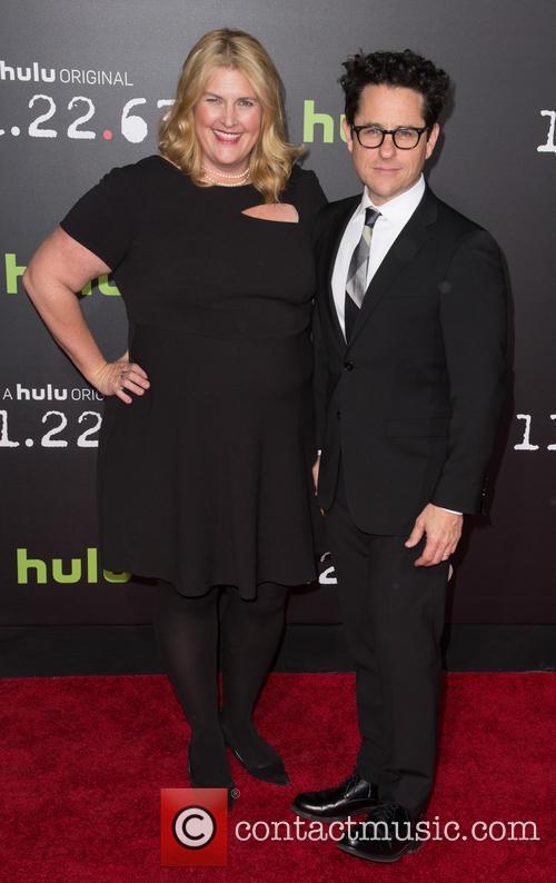 Bridget Carpenter and J.j. Abrams 4