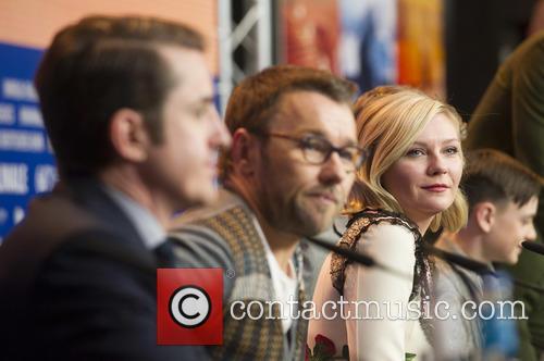 Joel Edgerton and Kirsten Dunst 2