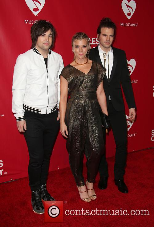 Lionel Richie, Neil Perry, Kimberly Perry and Reid Perry 10
