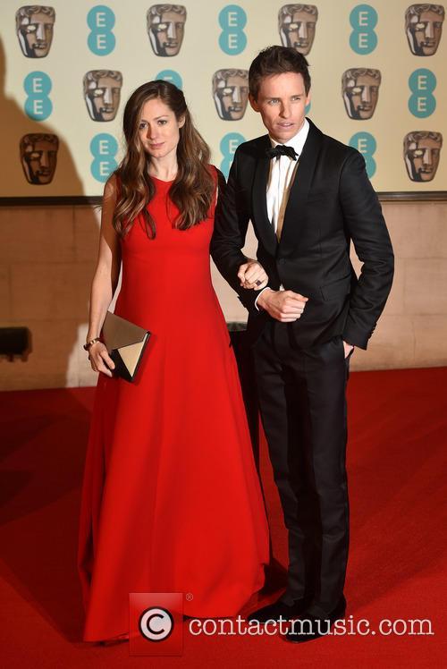 Eddie Redmayne and Hannah Bagshawe 2