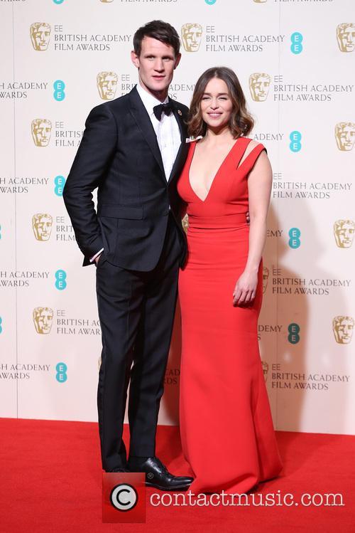 Matt Smith and Emilia Clarke 1