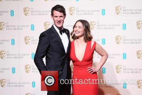 Matt Smith and Emilia Clarke 2
