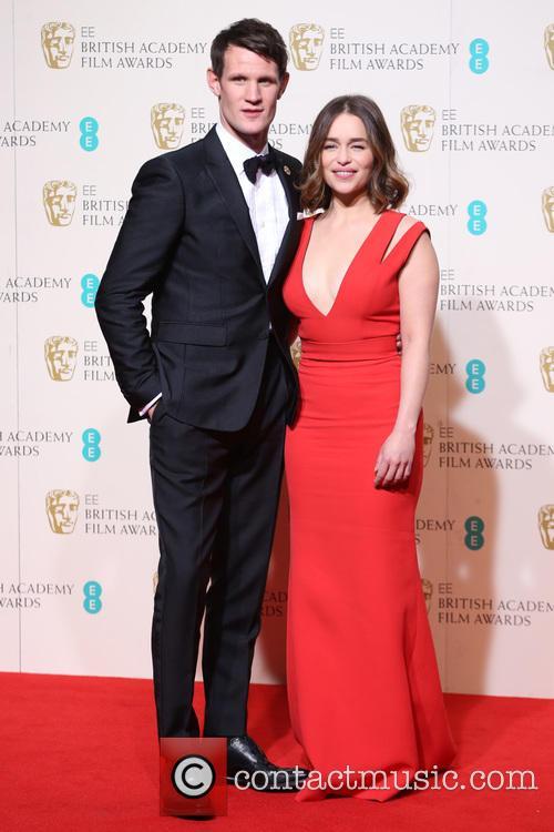 Matt Smith and Emilia Clarke 3