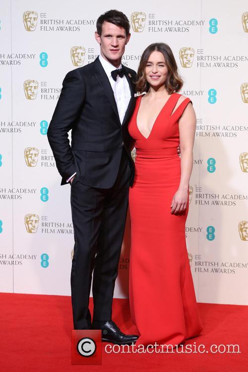 Matt Smith and Emilia Clarke 4