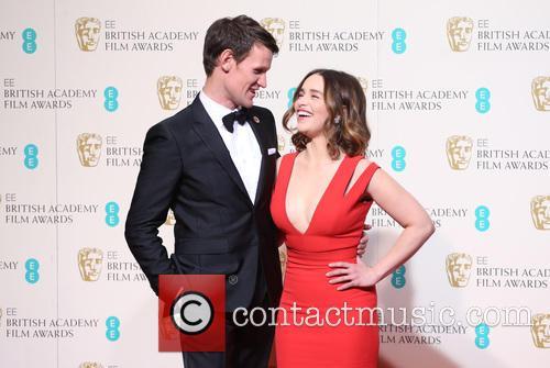 Matt Smith and Emilia Clarke 5