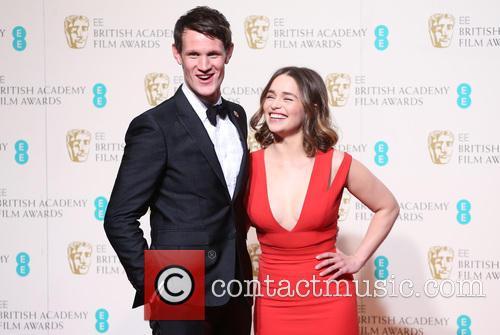 Matt Smith and Emilia Clarke 6