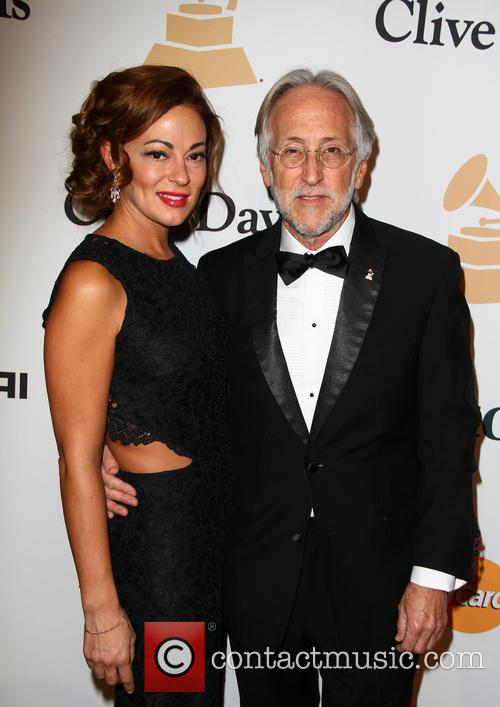Neil Portnow and Michele Tebbe