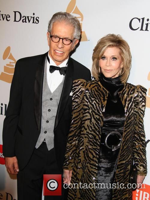 Richard Perry and Jane Fonda 1