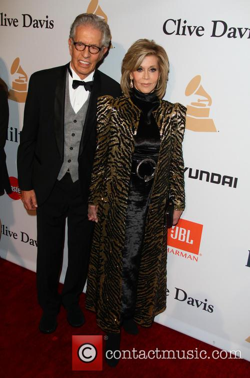 Richard Perry and Jane Fonda 2