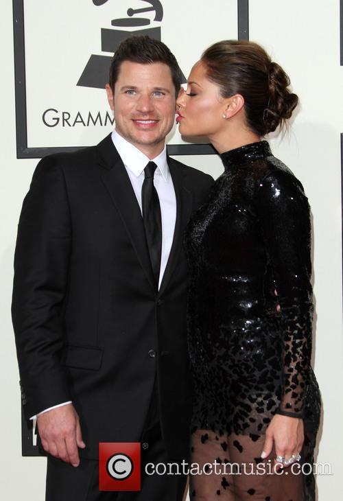Nick Lachey and Wife Vanessa Lachey