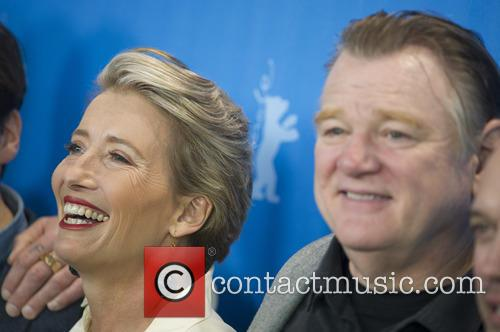 Emma Thompson and Brendan Gleeson 2