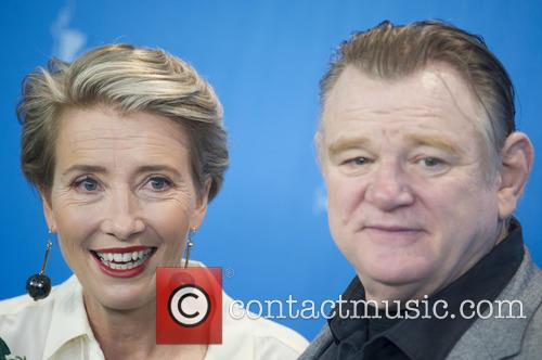 Emma Thompson and Brendan Gleeson 4