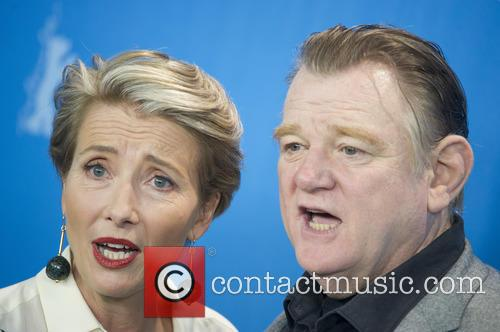 Emma Thompson and Brendan Gleeson 5