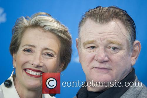 Emma Thompson and Brendan Gleeson 6