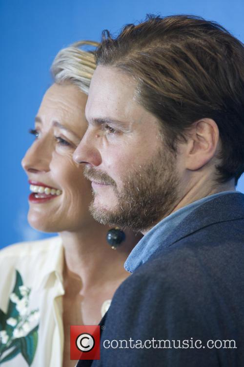 Emma Thompson and Daniel Bruhl 8