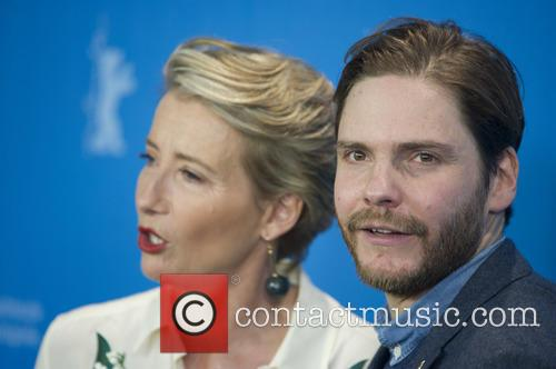 Emma Thompson and Daniel Bruhl 10