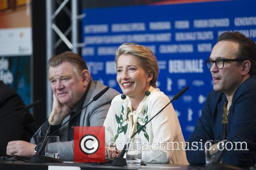 Brendan Gleeson, Emma Thompson and Vincent Perez 8