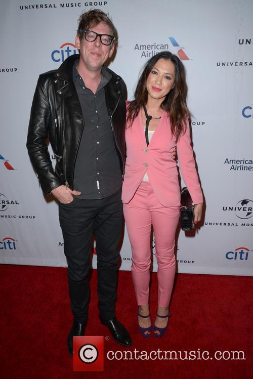 Patrick Carney and Michelle Branch