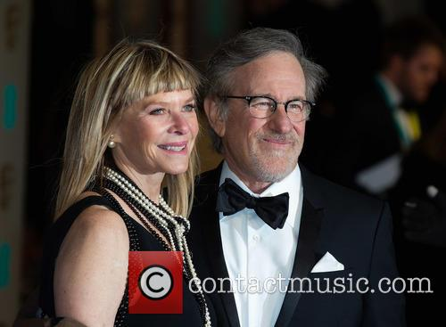 Kate Capshaw and Steven Spielberg 3