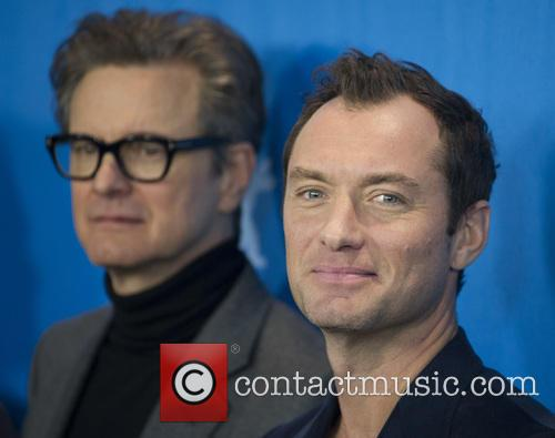 Colin Firth and Jude Law 2