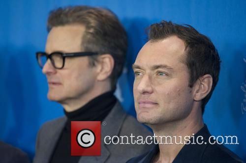 Colin Firth and Jude Law 3
