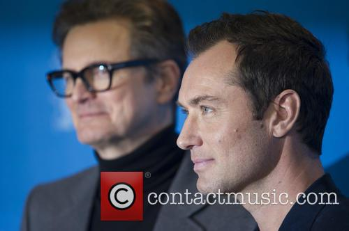 Colin Firth and Jude Law 6