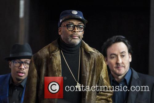 Spike Lee, Nick Canon and John Cusack 7