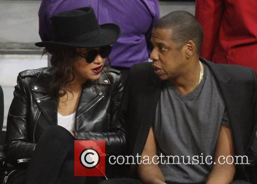 Beyonce' and Jay Z 8
