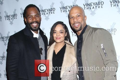 Colman Domingo, Tessa Thompson and Common