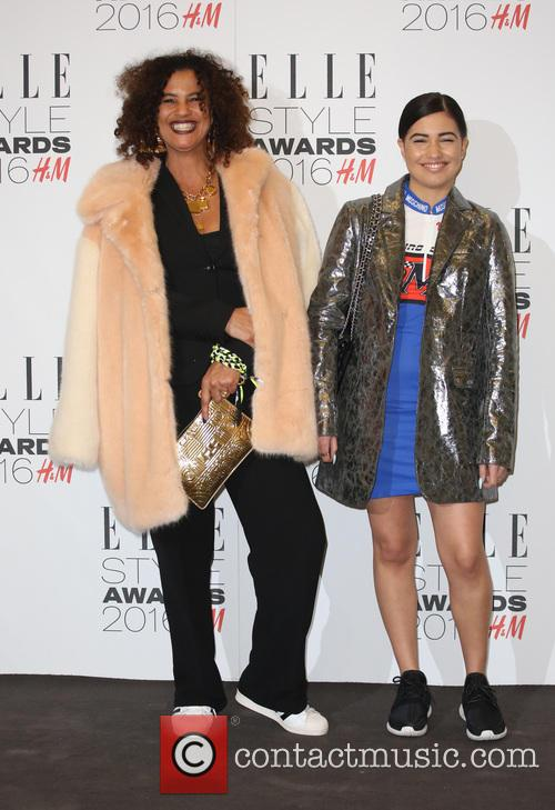 Neneh Cherry and Mabel Mcvey 1