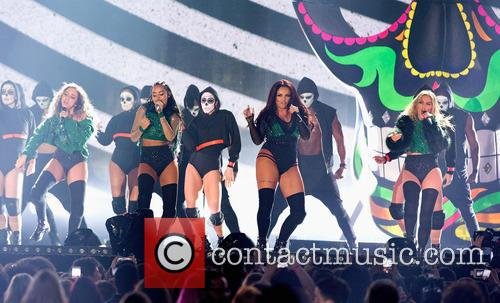 Perrie Edwards, Jade Thirlwall, Jesy Nelson, Leigh-anne Pinnock and Little Mix 1