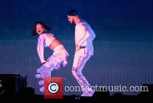 Rihanna and Drake 1