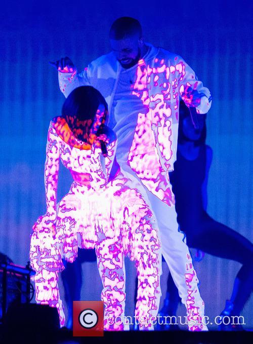 Rihanna and Drake 2
