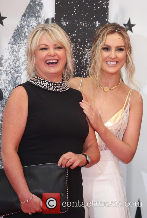 Perrie Edwards and Mum Debbie Edwards 1