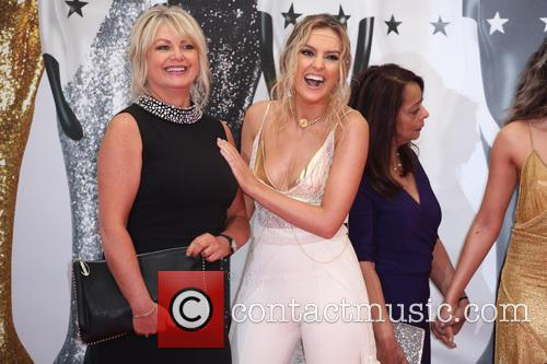 Perrie Edwards and Mum Debbie Edwards 2