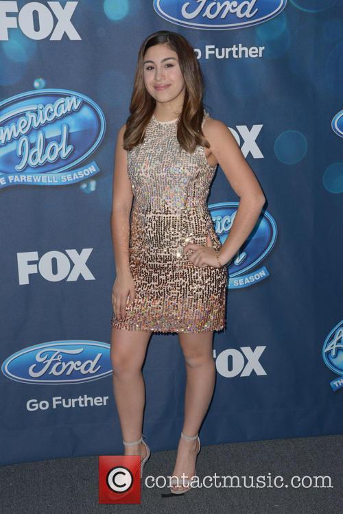 American Idol and Gianna Isabella
