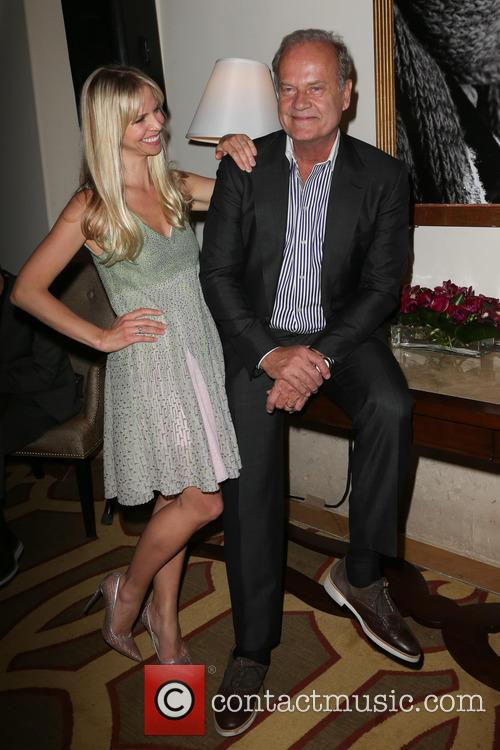 Kayte Walsh and Kelsey Grammer 4