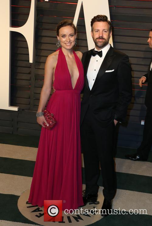 Olivia Wilde and Jason Sudeikis 2