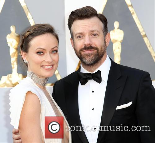 Olivia Wilde and Jason Sudeikis 1